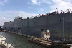 5800MT Floating Dock